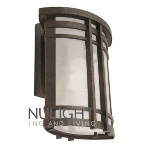 Alix Large Exterior Wall Light MEC