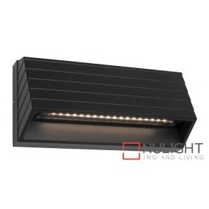Civita Led Wall Light Black MEC