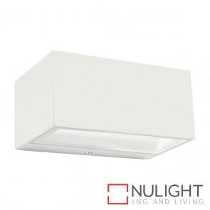 Cluny 6W LED wall Exterior White MEC
