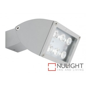 Zone 1 Light LED Exterior Floodlight Silver MEC