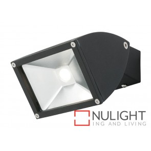 Zone2 LED 11W Exterior Floodlight Black MEC