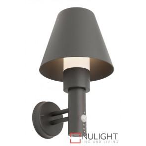Everly Exterior Wall Light with Sensor MEC