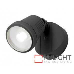 Otto 12W LED Floodlight Black MEC