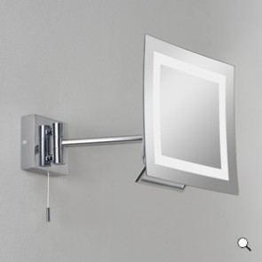 NIRO bathroom magnifying mirrors 0485 Astro