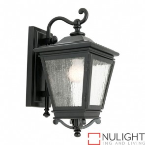 Nottingham 1 Light Exterior Black COU