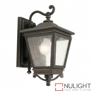 Nottingham 1 Light Exterior Bronze COU