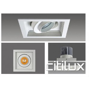 Effex 1 Light LED Recessed Downlights