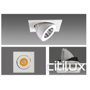 Firelux 1 Light LED Recessed Downlights