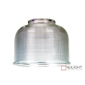 Maison.15 Clear Halophane Glass Shade ORI