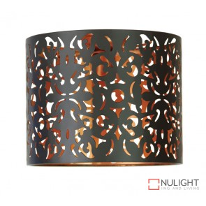 Vicky Diy Ceiling Light Black - Copper Inner ORI