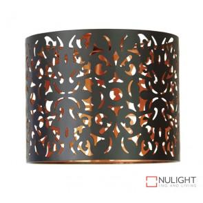 Vicky Diy Ceiling Light Black - Copper Inner ORI