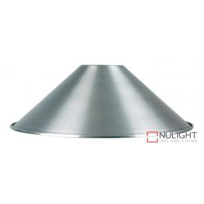 Victoriana 11 Inch Shade Only Br Aluminium 27Cm ORI