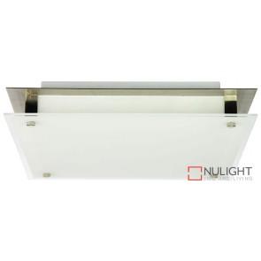 Minka 42Cm Ceiling Light Br Chrome Now ORI
