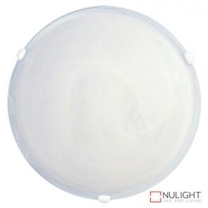 Remo 30Cm White Clips Alabaster Oyster ORI