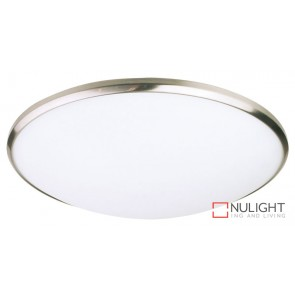 Luma 30Cm Oyster Satin Chrome Trim ORI
