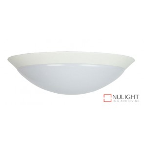 Luton Led 18W Ceiling Light White ORI