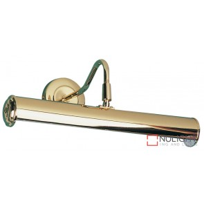 Picture Light 350Mm Brass Plate ORI