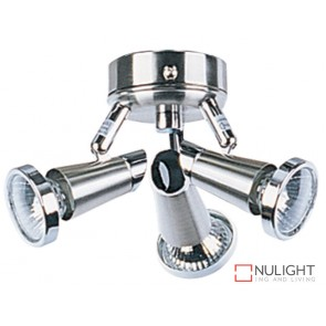 Atlantis Fan Light Br. Chrome - Chrome ORI