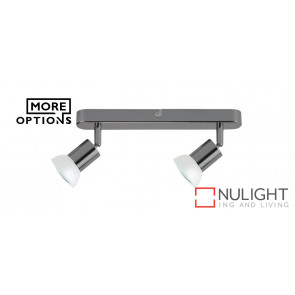 Pola 2 Light Dimmable 100 Watt Spotlight ORI