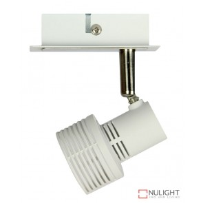 Zip 1 Light Spot Light Led Ready White ORI