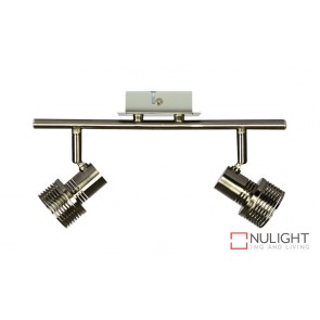 Zip 2 Light Spot Light Led Ready Br Chrome ORI
