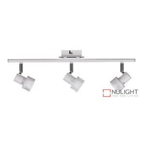 Zip 3 Light Spot Light Led Ready White ORI