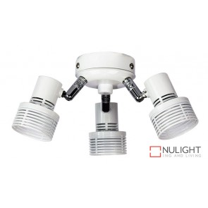 Zip Fan 3 Light White Fan Light Kit ORI
