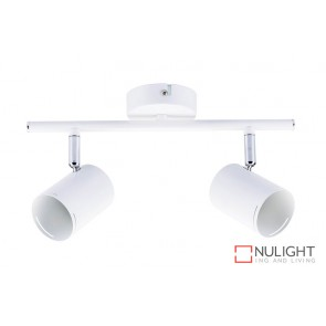 Baril 2 Light Gu10 Spot Matt White ORI