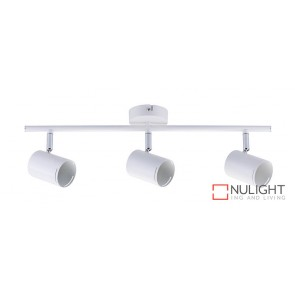 Baril 3 Light Gu10 Spot Matt White ORI