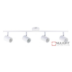 Baril 4 Light Gu10 Spot Matt White ORI