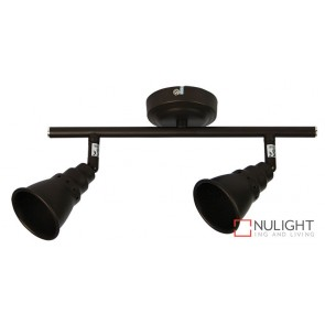 Norton 2Lt Gu10 Spotlight Rubbed Bronze ORI