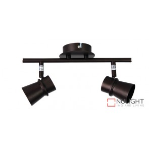 Yarra 2 Light Led Ready Spotlight Bronze ORI