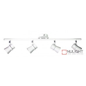 Yarra 4 Light Led Ready Spotlight White ORI
