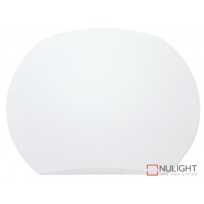 Elba Flush Mount Opal Wall Light ORI