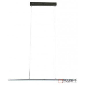 Ricco 24W Led Pendant Brushed Chrome ORI