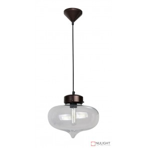 Hartford No.14 Single Pendant Clear ORI