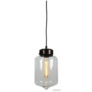 Hartford No.17 Single Pendant Clear ORI