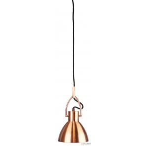 Perno.16 Brushed Copper Single Pendant ORI