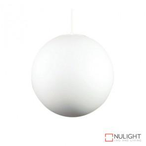 Phase 30Cm Opal Acrylic White Pend 60W ORI