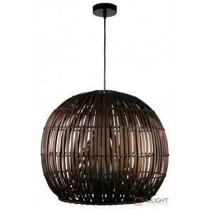 Satori 50 Pendant Dark Brown ORI