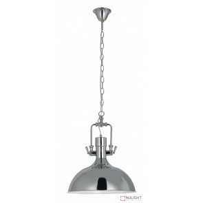 Cottage Single Pendant Chrome ORI