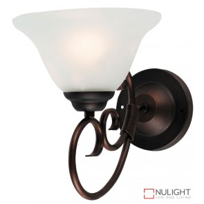 Gaston 1Lt Wall Light Bronze ORI