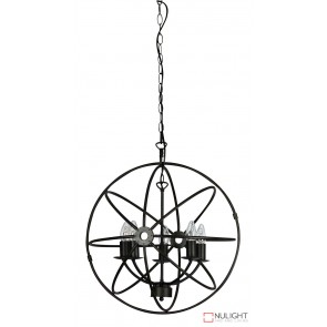 Columbus 5Lt 45Cm Pendant Antique Rust ORI