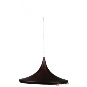 Chino 2 Metal Shade Pendant Bronze ORI