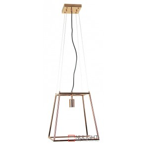 James Tubular Pendant Copper ORI