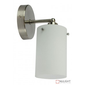 Zest Wall Light Brushed Chrome ORI