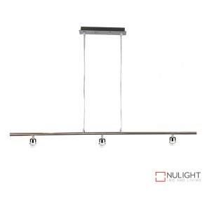 Parti Tres 3 Light Suspension Br.Chrome ORI