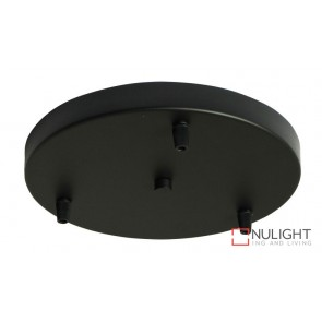 Parti Pan 3Light Black Paint - Black Grip ORI