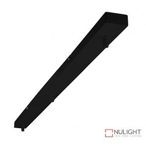 Parti Rail Black 1M Long 3 Light ORI