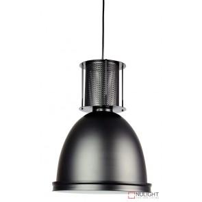 Bay 28 Industrial Single Pendant Black ORI